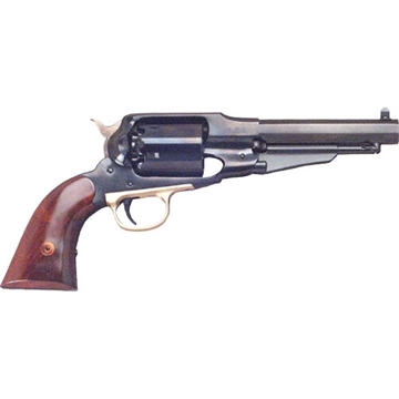 "Picture of Cimarron Firearms 1858 Army .44 Caliber 5.5"" Octagon Blued Walnut"