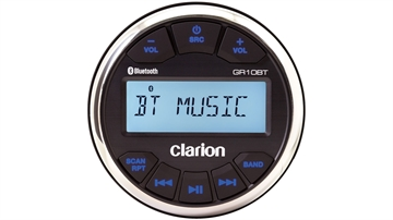 Picture of Clarion Corp OF America Entry Guage Radio