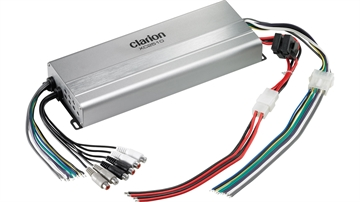 Picture of Clarion Corp OF America Mar Amplifier Compct 5-Chn