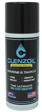 Picture of Clenzoil 2182 Marine & Tackle Aerosol Cleaner/Lubricant/Protector 12 OZ