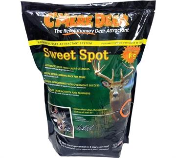 Picture of C'mere Deer 0098 5Lb Bag Sweet Spot Pellet/Powder Mix