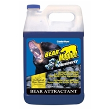 Picture of Code Blue Bear Magnet Blueberry 1Gal