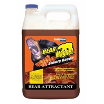 Picture of Code Blue Bear Magnet Savory Bacon