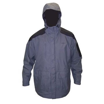 Picture of Coleman Apparel Chilko River Mens Parka Grey 3Xl