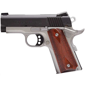 Picture of Colt Custom Defender 45Acp 3 Blued, SS