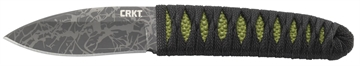 "Picture of Columbia River 2470 Lucas Burnley Utility Knife 2.8"" 8C13mov Drop Point Paracord"