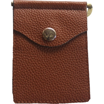Picture of Concealed Carrie Carrie Compac Wallet Aged Brown