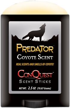 Picture of Conquest Scents Dead Run Coyote Predator Scent IN A Stick