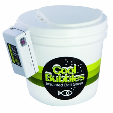 Picture of Cool Bubbles Air Pump          11Qt Insulated Pail