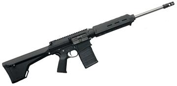 """Picture of Core 100546 Core30 Moe Rifle SA 308 Win/7.62 Nato 16"""" 20+1 Blk Moe 6Pos Stk Blk"""
