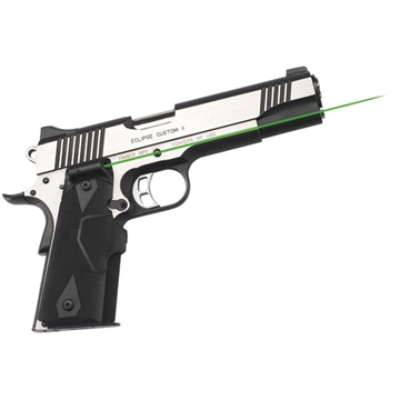 Picture of Crimson Trace 1911 Full Sz. Lasergrip Grn
