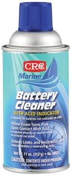 Picture of Croc Cleaner Battery 11Oz