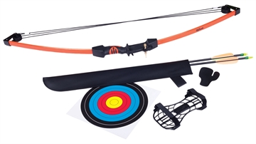 Picture of Centerpoint Compound Youth Bow Upland Orange Age 4-8
