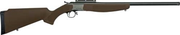 "Picture of Cva Hunter .243 Win. 22"" Threaded Bbl. Blued/Brown<"