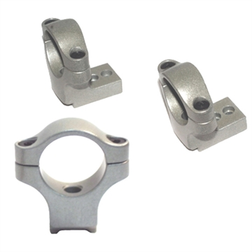 Picture of Dura Sight Z-2 Integral Mount Set 2Pc. Medium Silver