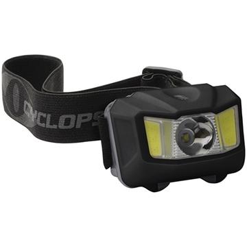 Picture of Cyclops 250 Lumen Headlamp Green Cob Led 2Pk