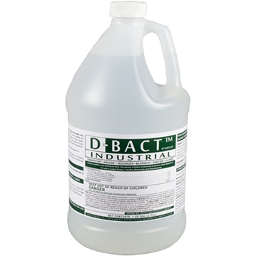 Picture of D-Bact Industrial Disinfectant 4/1 Gal