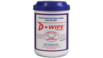 Picture of D Lead D-Wipe Towels 150 Cnt 8/Cs