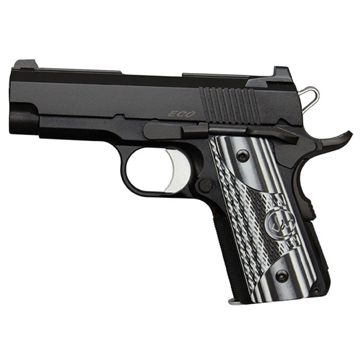 """Picture of D Wes Eco 45Acp 3.5"""" Blk NS 7Rd"""