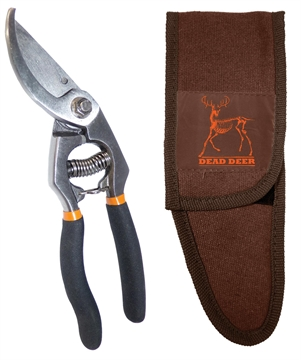 Picture of Dead Deer Ddscl Forged Branch Cutters W/ Pouch Pruning/Saw Blades