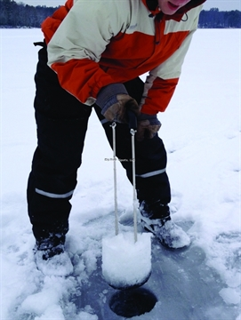 """Picture of Deep Freeze Pro Skimmer 8"""" Ice Skimmer"""