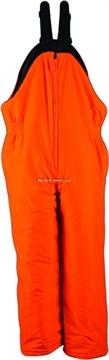 Picture of Deer Camp Bibs 2X-Large Blaze Orange