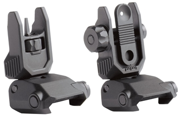 Picture of Defiance Dafrsbl00 Ar15 Flip UP Sights