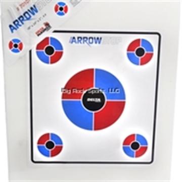 """Picture of Delta Mckenzie Arrowstop Foam Archery Target, Standard 6 Lb, 25"""" X 19"""" X 18"""""""