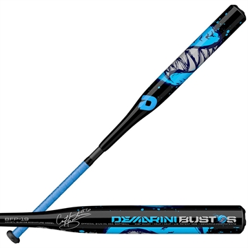 Picture of Demarini Bustos 2 1/4 -13 Fastpitch Bat 29 In./16Oz