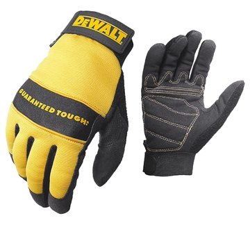 Picture of Dewalt All Purpose Synthetic Leather Glove - Large