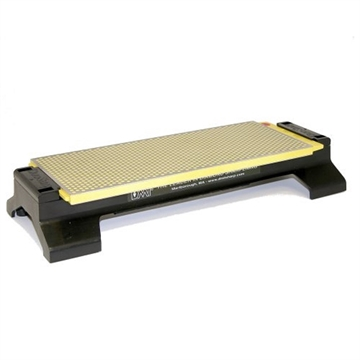 Picture of Dmt 10 Inch Duosharp Bench Stone Extra-Fine-Fine With Base