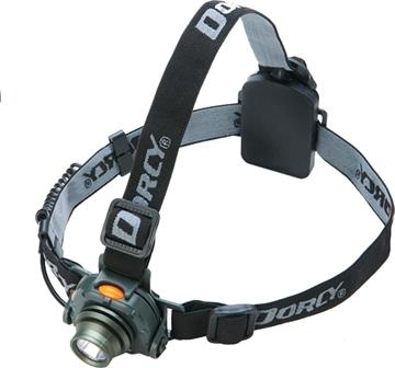 Picture of Dorcy 120 Lumen 3Aaa Motion Activated Headlight W/Adj Strp