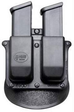 Picture of Double Mag Pouch Glock 9Mm/.40, H&Amp;Amp;K 9Mm/.40, G.A.P. .45