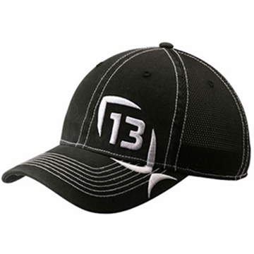 Picture of 13 Fishing Fishing Hat Stetson Black