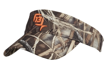 Picture of 13 Fishing Fishing Visor Rtree Max4