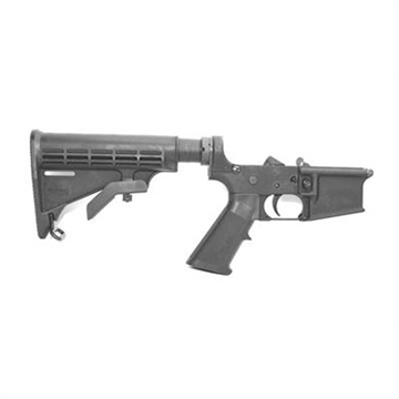 Picture of DS Arms   Lower Comp W/6-Pos Mil-Spec