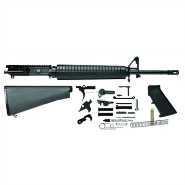 """Picture of Del-Ton 20""""Government Profile Rifle Kit Incl Comp Brl Assembly Buttstock Assembly And Lpk"""