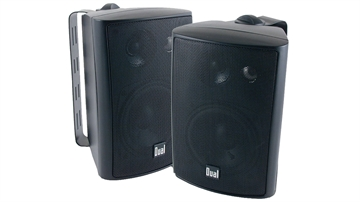 """Picture of Dual Electronics Corp 4"""" 3-Way Speaker - Black"""