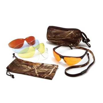 Picture of Ducks Unlimited Shooting Eyewear Kit 5 Interchangeable Lens