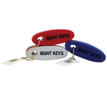 Picture of Dyer Floater Boat Key Red