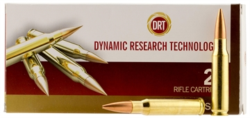 Picture of Dynamic Research Tech 00109 Thermal Shock 308 Winchester/7.62 Nato 150 GR Boat Tail Hollow Point 20 Bx/ 50 CS
