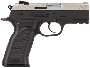 "Picture of Eaa 600245 Witness Polymer Carry Da/Sa 45Acp 3.6"" 10+1 Blk Syn Grip SS"