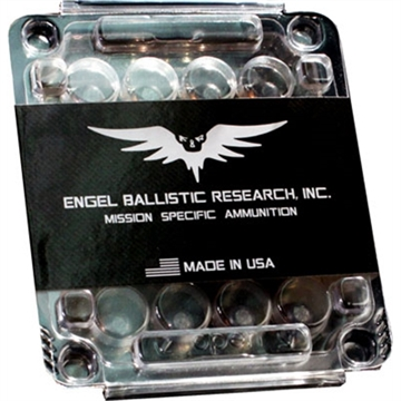 Picture of Ebr Ammo .44Mag 265Gr. Subsonic 20-Pack