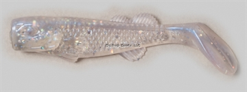 "Picture of Edge Hybrid Flurry Minnow Swimbait, 3"", Minnow Magic, Floating, 10/Carton"