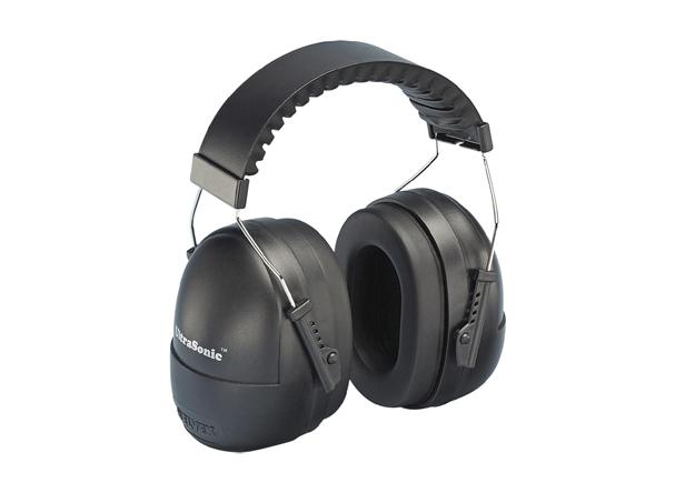 Picture of Elvex Corp Hb-650 Ultrasonic Earmuff Black 29Db Nrr Clamshell