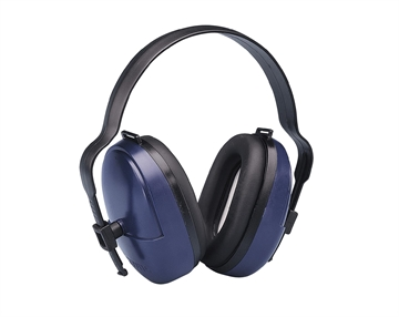 Picture of Elvex Corp Rhb25 Valuemuff Earmuff Nrr 25Db Black