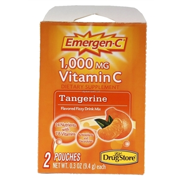 Picture of Emergen-C Tangerine Drink Mix - 2 Count