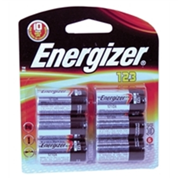 Picture of Energizer   Lithium 3V 6Pk