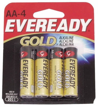 Picture of Eveready   Gold Alk AA 4Pk