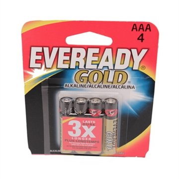 Picture of Eveready   Gold Alk Aaa 4Pk
